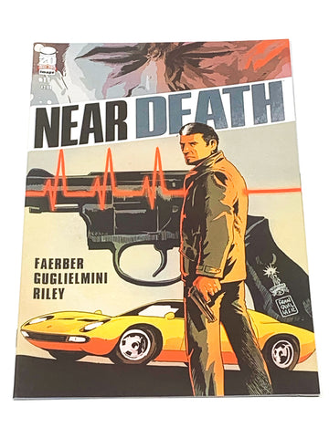 NEAR DEATH #11. NM CONDITION.