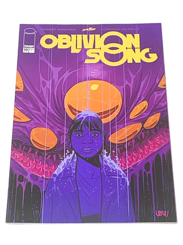 OBLIVION SONG #10. NM CONDITION.