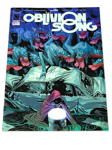OBLIVION SONG #11. NM CONDITION.