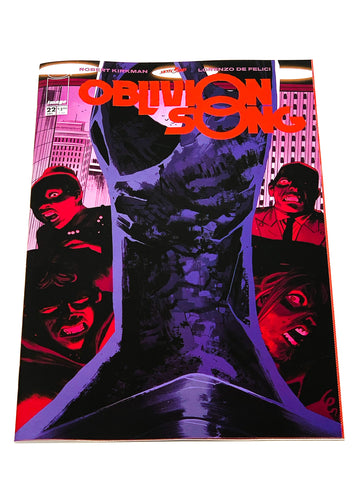 OBLIVION SONG #22. NM CONDITION.