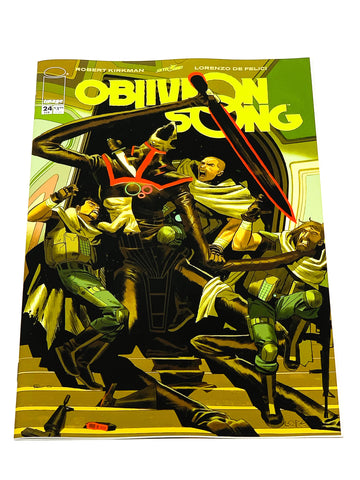 OBLIVION SONG #24. NM CONDITION.