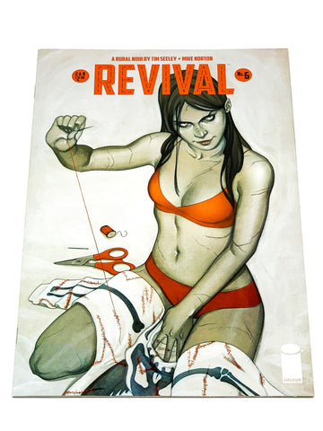 REVIVAL #6. NM CONDITION.
