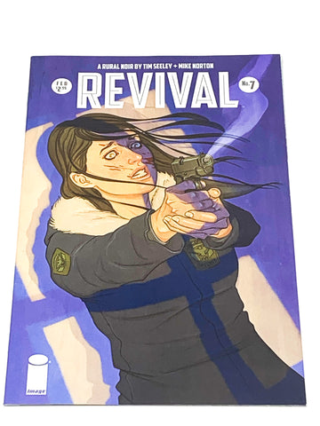 REVIVAL #7. NM CONDITION.