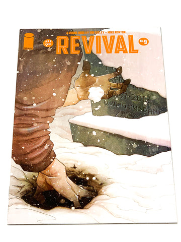 REVIVAL #9. NM CONDITION.