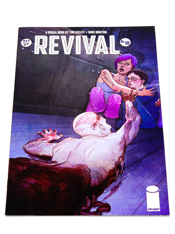 REVIVAL #10. NM CONDITION.