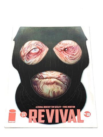 REVIVAL #18. NM CONDITION.