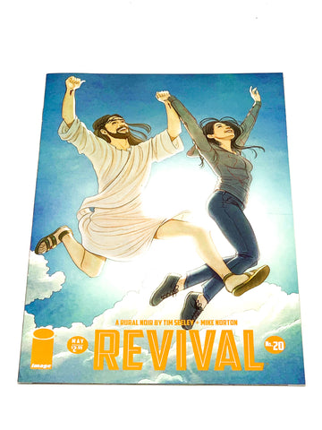 REVIVAL #20. NM CONDITION.