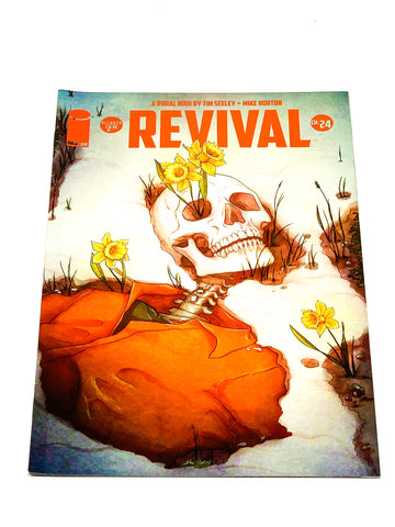 REVIVAL #24. NM CONDITION.