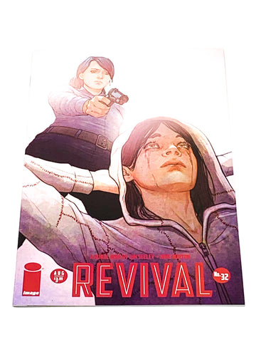 REVIVAL #32. NM- CONDITION.