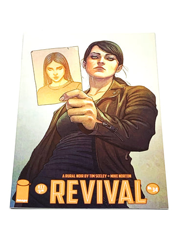 REVIVAL #34. NM CONDITION.