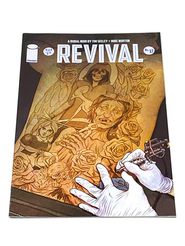 REVIVAL #37. NM CONDITION.