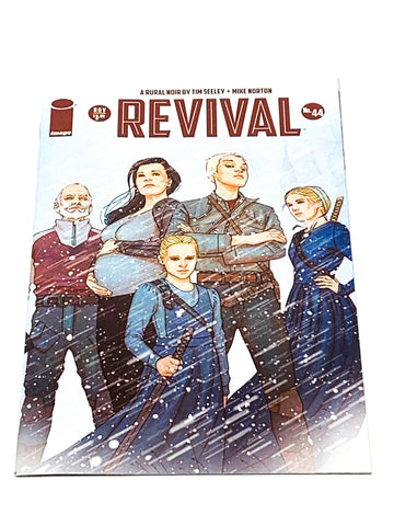 REVIVAL #44. NM CONDITION.