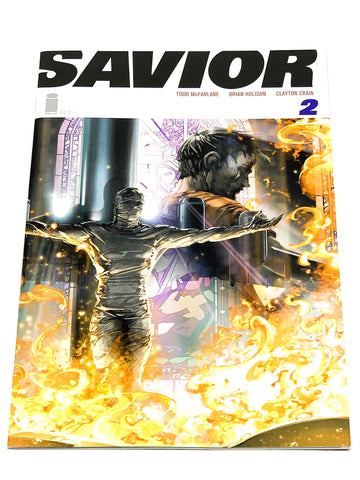 SAVIOUR #2. NM CONDITION.