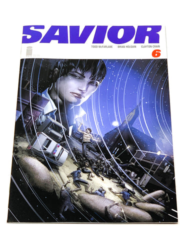 SAVIOUR #6. NM CONDITION.