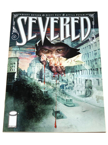 SEVERED #3. NM CONDITION.