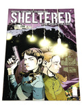 SHELTERED #3. NM CONDITION.