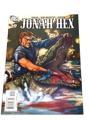 JONAH HEX VOL.2 #10. NM CONDITION