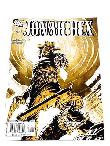 JONAH HEX VOL.2 #25. NM CONDITION