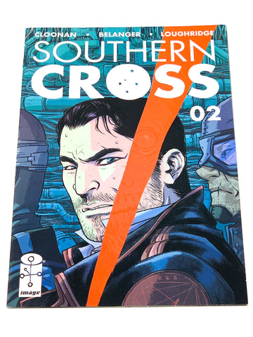 SOUTHERN CROSS #2. NM CONDITION.