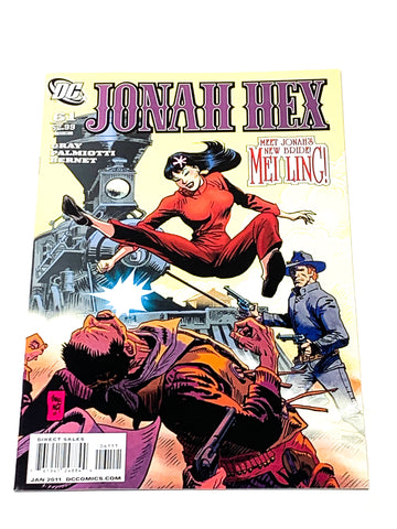 JONAH HEX VOL.2 #61. NM CONDITION