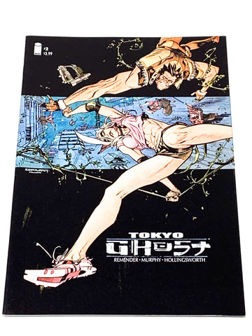 TOKYO GHOST #2. NM CONDITION.