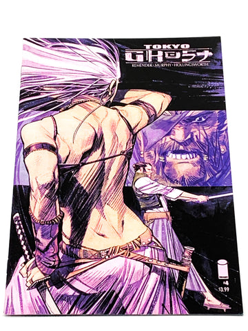 TOKYO GHOST #4. NM CONDITION.