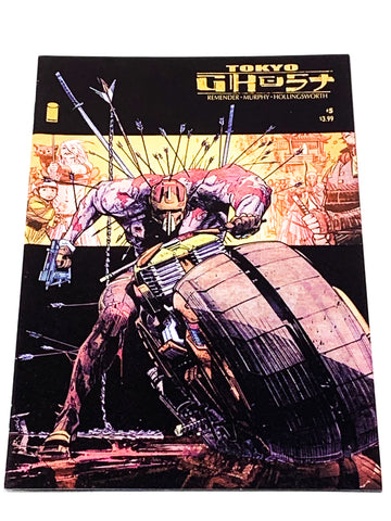 TOKYO GHOST #5. NM CONDITION.