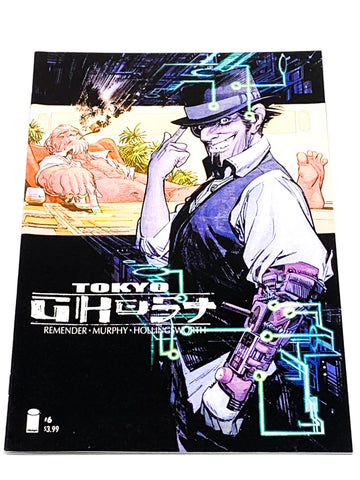 TOKYO GHOST #6. NM CONDITION.