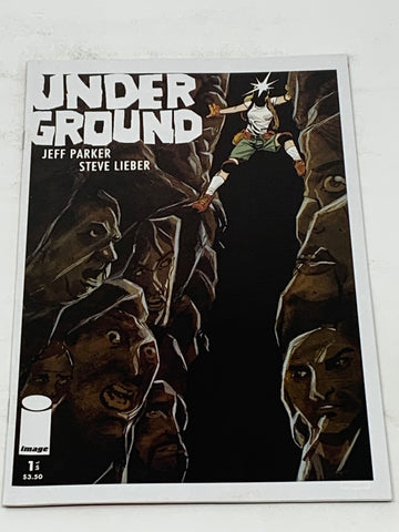 UNDERGROUND #1. NM CONDITION.