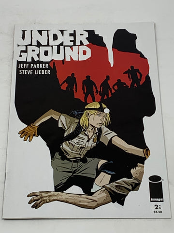 UNDERGROUND #2. NM CONDITION.