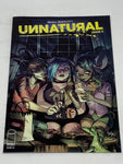 UNNATURAL #2. NM CONDITION.