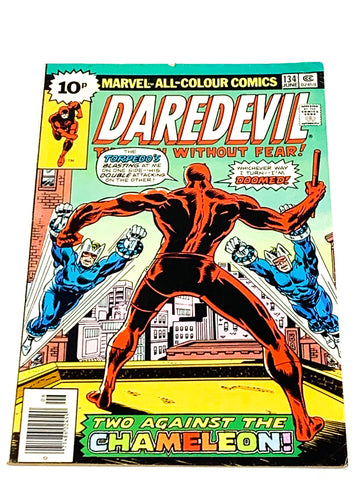 DAREDEVIL VOL.1 #134. FN- CONDITION.