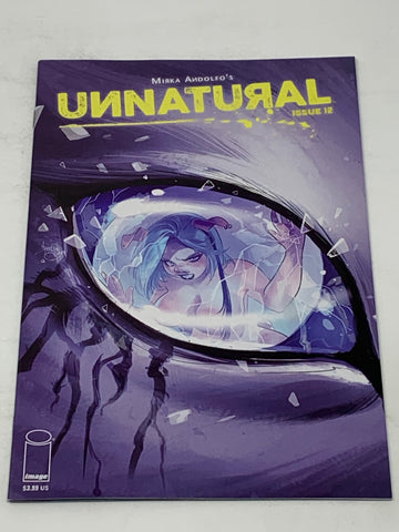 UNNATURAL #12. NM CONDITION.