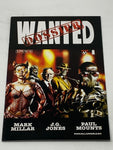 WANTED DOSSIER #1. NM CONDITION.