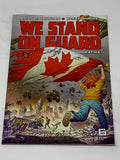 WE STAND ON GUARD #6. NM CONDITION.