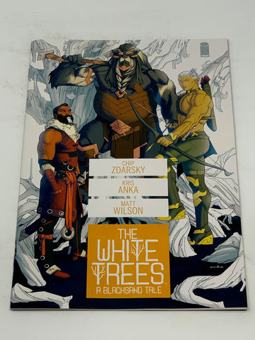 THE WHITE TREES #1. NM CONDITION.