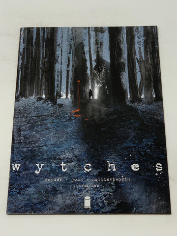 WYTCHES #1. NM CONDITION.