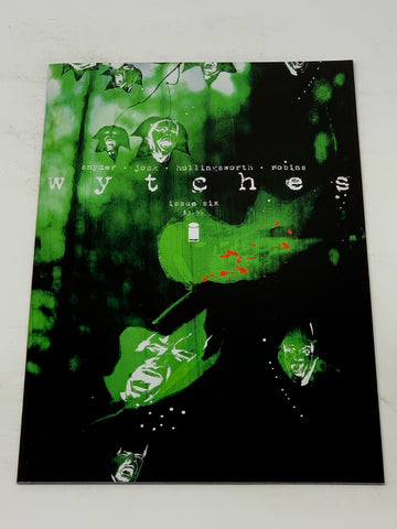 WYTCHES #6. NM CONDITION.