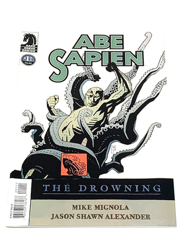 ABE SAPIEN - THE DROWNING #1. NM CONDITION.