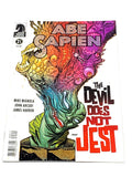 ABE SAPIEN - THE DEVIL DOES NOT JEST #2. NM CONDITION.