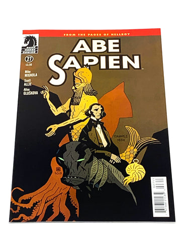 ABE SAPIEN #27. NM CONDITION.