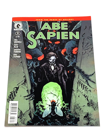 ABE SAPIEN #31. NM CONDITION.