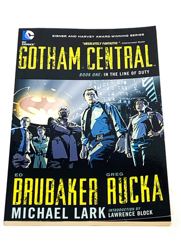 BATMAN - GOTHAM CENTRAL VOL.1. VFN CONDITION