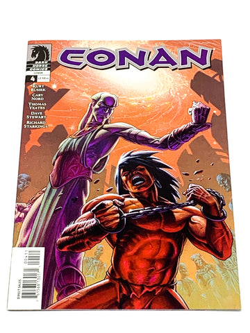 CONAN #4. NM CONDITION.