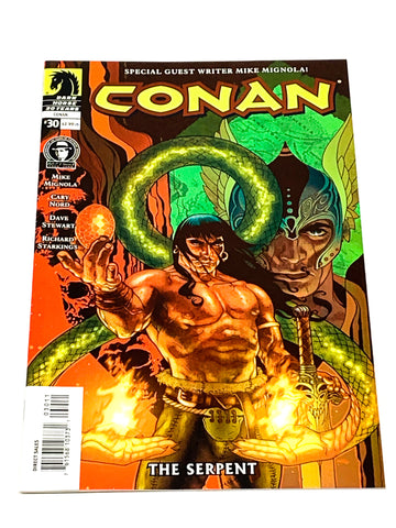 CONAN #30. NM CONDITION.