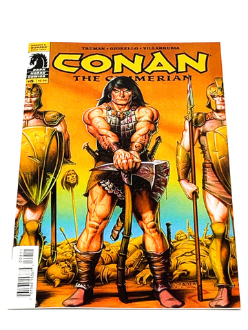 CONAN THE CIMMERIAN #8. NM CONDITION.