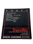 GURPS TRAVELLER. S/C RULEBOOK. FN+ CONDITION