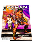 CONAN THE CIMMERIAN #18. NM CONDITION.