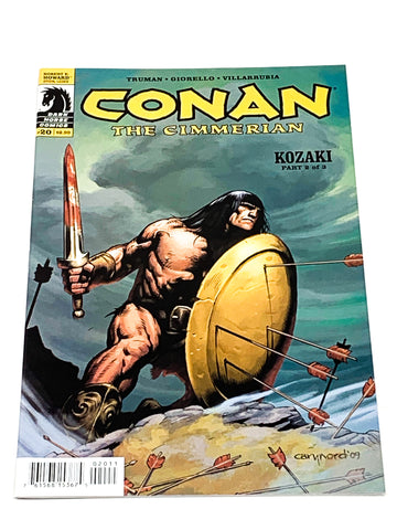 CONAN THE CIMMERIAN #20. NM CONDITION.