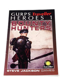 GURPS TRAVELLER - HEROES 1: BOUNTY HUNTERS. FN+ CONDITION